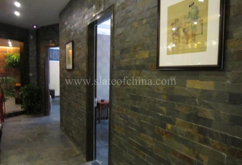 Interior Wall Cladding Natural Slate Stone Tiles For Decoration Inquiry  Online Ask By E Mail