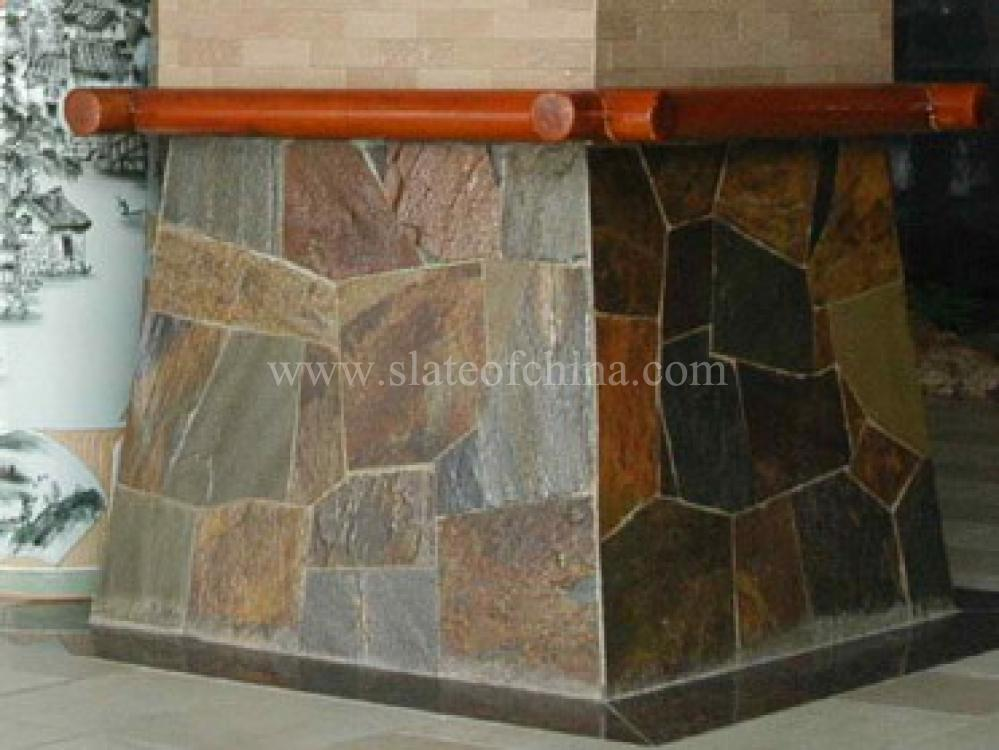 Decorative Slate Wall Tiles Tile Design Ideas